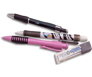 Канцелярия для детей: выбираем ручку, карандаш и ластик