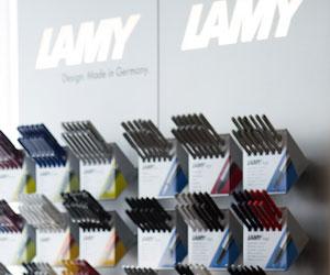 Ручки «Lamy»: технология производства
