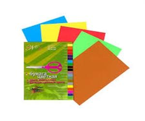 Все для творчества – цветная бумага «Альт»